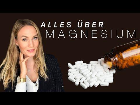 MAGNESIUM - welches Präparat ist effektiv?
