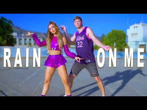 RAIN ON ME - Lady Gaga & Ariana Grande Dance Video