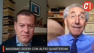 Corriere Innovazione: L'algoritmo del contagio – intervista ad Alfio Quarteroni