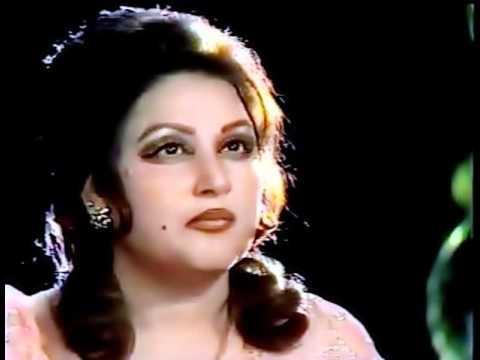 Noor Jehan Recites Faiz - Phir Koi Aaya Dil e Zaar