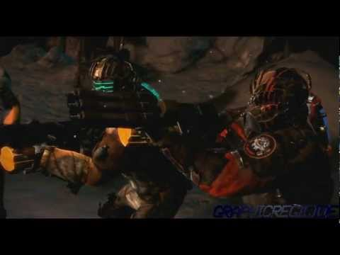 Dead Space 3: Music Video | Otep | Sepsis | HD