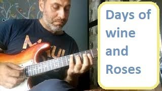 Days of wine and roses (Henry Mancini) -Antonis Stanitsopoulos
