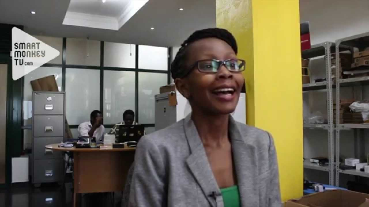 Juliana Rotich, BRCK on the Kio Kit, an African digital classroom in a ruggedised box