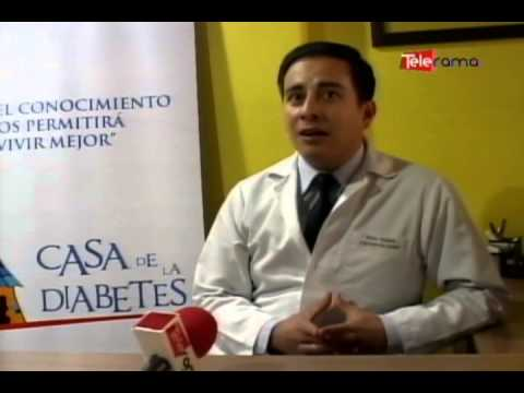 Disco para tratar la diabetes