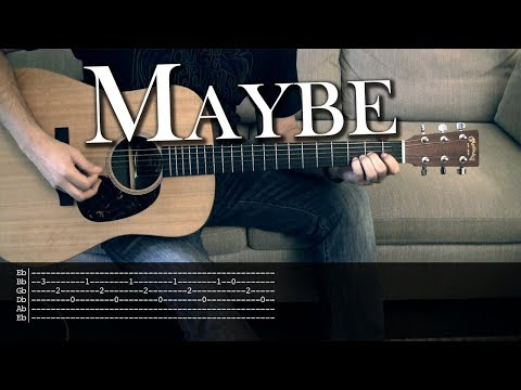 Maybe - Alice in Chains | Vocal & Guitar Cover with Solo and Tabs