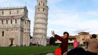 preview picture of video 'Pisa y su torre inclinada | Euromaxx'