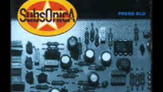 BLU - SUBSONICA 1996 - singolo