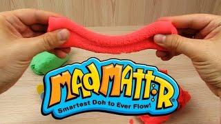 MadMattr это круче чем кинетический песок! Новинка!