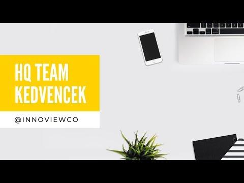 INNOVIEW - Csapatvideó