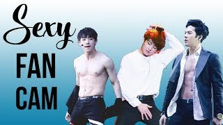 Sexy KPOP Male Idol Fancams
