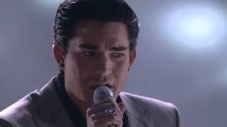 Adam Lambert - Tracks of My Tears (American Idol Performance)