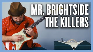 Mr. Brightside The Killers Guitar Lesson + Tutorial