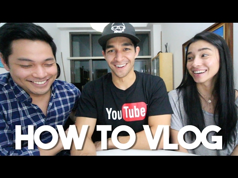 How To Start Vlogging (Daily Vlog Advice)