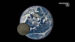 Из космоса сняли загадочную тёмную сторону Луны (новости)