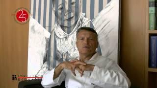 Entrevista al Dr. Rafael Bernabeu en ocasión del 25 aniversario de su 1ª Fecundación In Vitro - Rafael F. Bernabeu Pérez