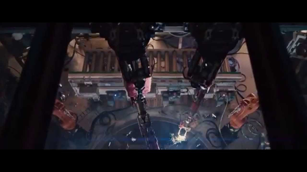 This Is A Mostly New Avengers: Age Of Ultron Trailer