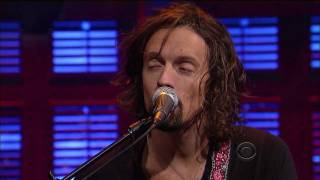 Jason Mraz   I Won't Give Up (feat. Mona Tavakoli) (Live On Letterman 02 16 2012) [HD 1080p]