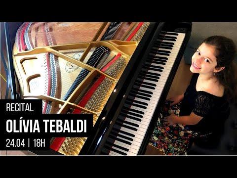 Recital  -  Olívia Tebaldi
