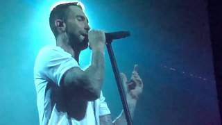 """Maroon 5 """"One More Night"""""""
