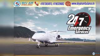 Use Air Ambulance in Kolkata with Full Medical Solution