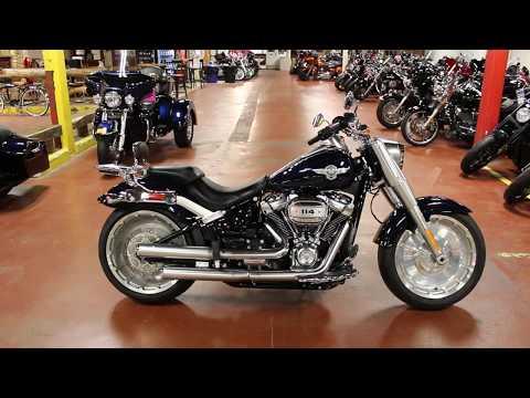 2019 Harley-Davidson Fat Boy® 114 in New London, Connecticut - Video 1