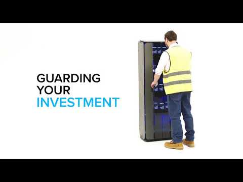Zebra Intelligent Modular Portfolio Cabinets video thumbnail