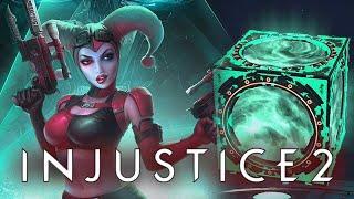 INJUSTICE 2 MOBILE Aquaman СУНДУК АТЛАНТИДЫ.