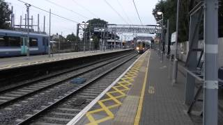 preview picture of video 'Abellio Greater Anglia Trains at Cheshunt 11 July 2014'