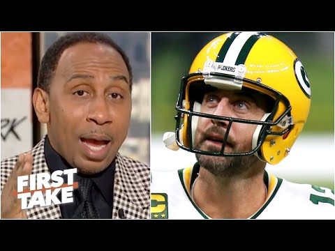 I would want out of Green Bay if I were Aaron Rodgers - Stephen A. | First Take