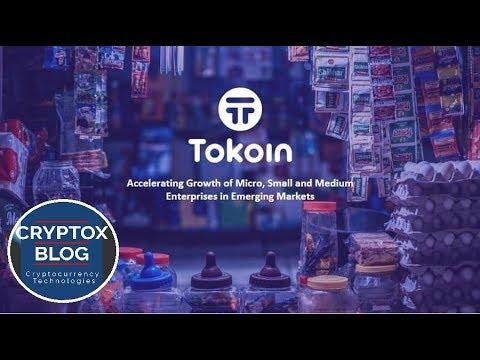 Tokoin – блокчейн платформа для помощи малому бизнесу MSME