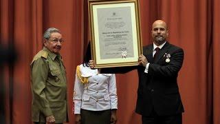 preview picture of video 'Así conmemoró Cuba el 24 de Febrero y homenajeó a los Cinco Héroes'