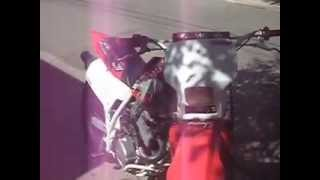preview picture of video 'HONDA XR200R CORDOBA ARGENTINA JESUS MARIA'