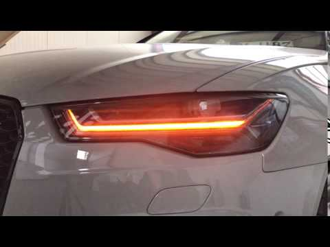 Audi Matrix LED Audi RS6 Nachrüstung inkl. Dynamischer Blinker