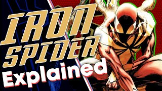 Complete History of the Iron Spider Suit!