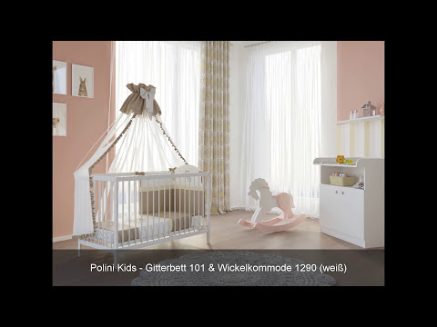 Polini Kids: Kinderzimmer Sets