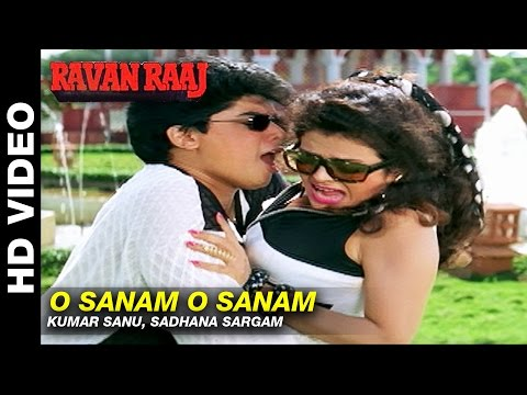Download O Sanam O Sanam - Ravan Raaj: A True Story | Kumar Sanu, Sadhana Sargam | Mithun & Madhoo HD Video
