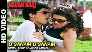 O Sanam O Sanam  Ravan Raaj A True Story  Kumar Sanu Sadhana Sargam  Mithun & Madhoo