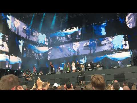 The National - Oblivions (Hyde Park, 13/07/19)