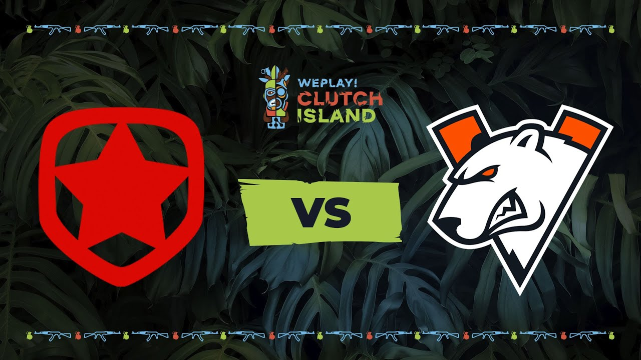 Gambit Youngsters vs Virtus Pro - WePlay! Clutch Island                                                                     #1 - CS:GO