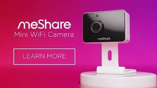 meshare mini 1080p home wifi camera - Thủ thuật máy tính - Chia sẽ