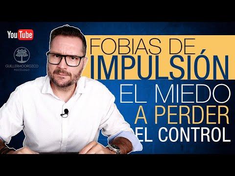 ¿qué Son Las Fobias De Impulsión?    El Miedo A Perder El Control