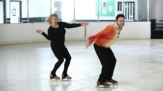 'Average Andy' with Tonya Harding