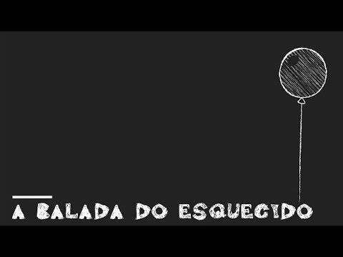 A BALADA DO ESQUECIDO - LYRIC VIDEO - CANAL DO KUERQUES