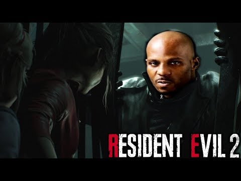 RE 2 Remake - Leon B - X Gon' Give It To Ya MOD - PC(info in description) - DMX