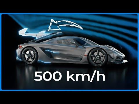 Bỏ ra 1 phút, bạn sẽ hiểu vì sao siêu phẩm Koenigsegg Jesko Absolut có tiềm năng đạt tốc độ kỷ lục 500km/h!