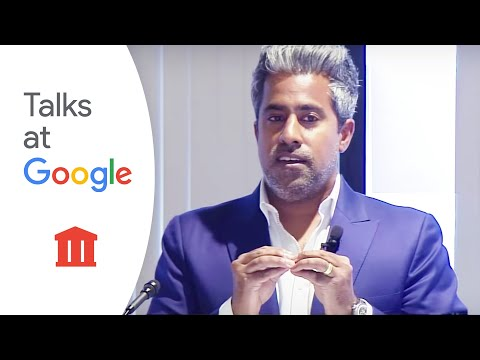 Anand Giridharadas Winners Take All The Elite Charade Of Changing The World Talks At Google