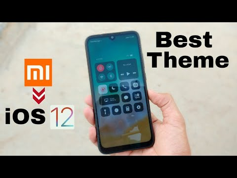 Top New iOS 2019 Themes for MIUI 10   make your Android look