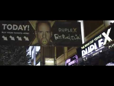 DupleX Presents Fatboy Slim - 24.5.2019