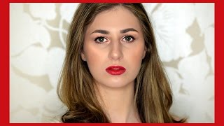 Pin-Up Inspired | Easy Makeup Tutorial | Maybelline The Nudes - Video Youtube