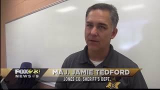 Jones County Deputies participate in active shooter scenario